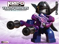 Kreon Spinister wallpaper