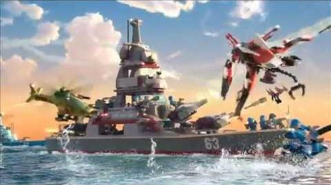 KRE-O BATTLESHIP TV Commercial