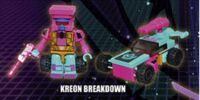 Breakdown (BotCon 2014 set)