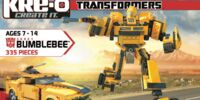 Instructions Bumblebee (36421)