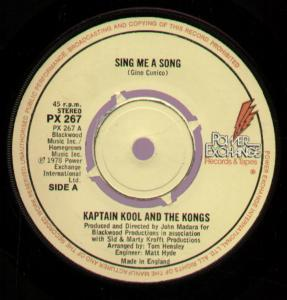 File:Kaptain Kool and the Kongs - Sing Me a Song Single.jpg