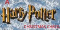 A Harry Potter Christmas Carol