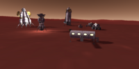 Duna Ground Operations Center