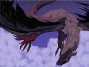 Kasak dragon form light canvas effect wallpaper 1600x1200