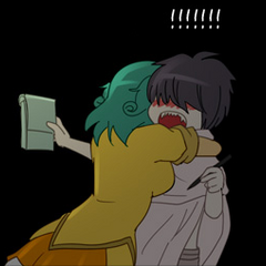 unexpected hugs are the best