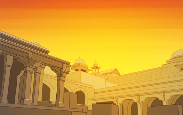 File:Chaos-Temple-yellow-sky-during-Sword-of-Re-test.png