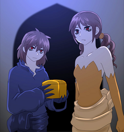2-78 Clophe and Cloche in the Earth Temple