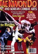 Tae Kwon Do and Korean Combat Arts Dec-Jan 86-87