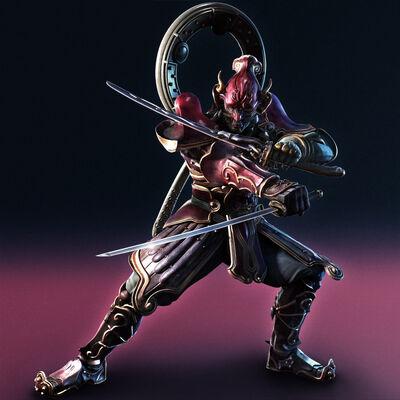 Yoshimitsu - CG Art Image - Tekken Tag Tournament 2