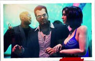 Dead rising frank with Jessica Howe and tks mercs from youtube page