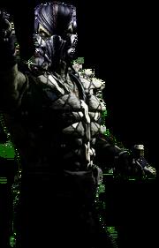 Reptile MKX Render