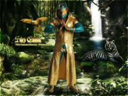 The sensation sin cara by altair57-d3gnfr8