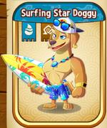 SurfingStarDoggyAdult
