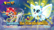 Summon the Stardust Moth