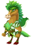 WarriorHorseAdult