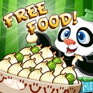 PandaFreeFood