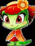 FlowerFrillzardBaby