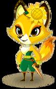 SunflowerFoxAdult