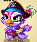 PirateCaptainParrotBaby