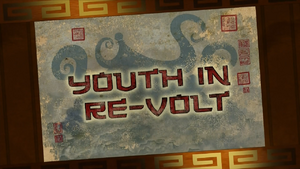 KFP LoA S03E22 Youth In Re-volt title