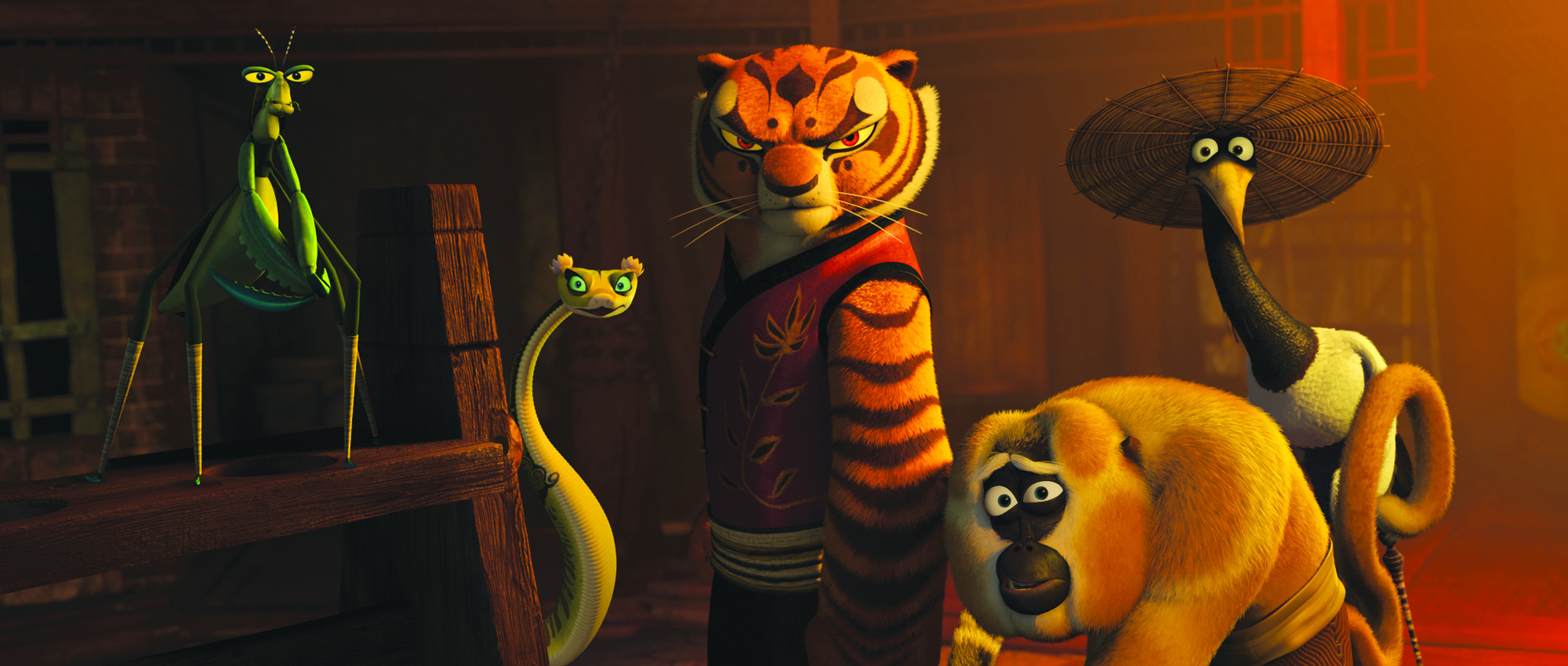 The kung fu panda images babysitting tigress wallpaper and