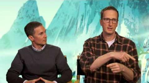 Kung Fu Panda 3 Writers Interview - Jonathan Aibel & Glenn Berger
