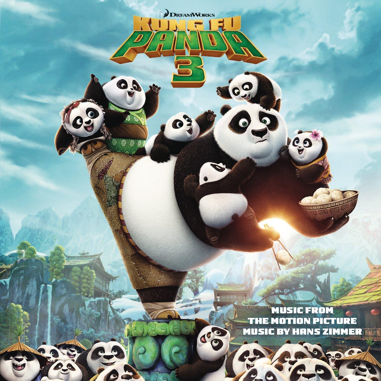 Kung Fu Panda 3 (soundtrack) | Kung Fu Panda Wiki | Fandom powered ...