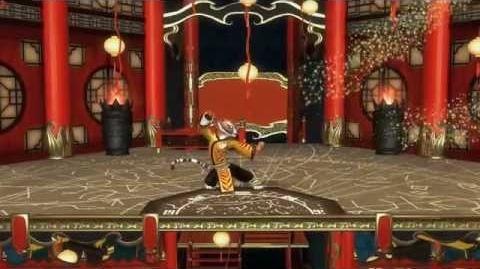 Kung Fu Panda Showdown of Legendary Legends Teaser Trailer - Little Orbit