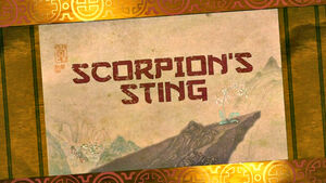 ScorpionStingTitle
