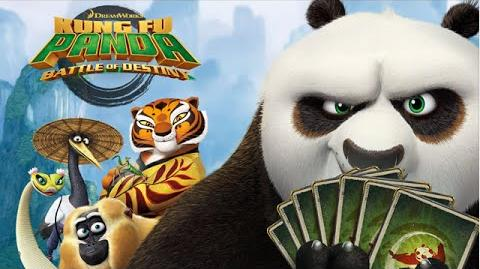 Kung Fu Panda Battle of Destiny Gameplay