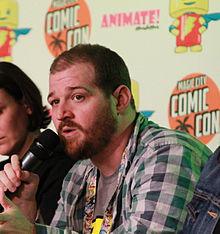 Josh Grelle en Animate Miami 2015