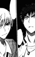 Kagami shows up