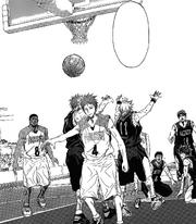 Akashi overwhelms Seirin