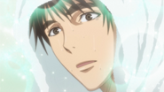 Kiyoshi cries