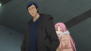 Aomine and Momoi go watch semi-finals.png