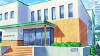 Aida Sports Gym anime 2