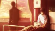 Kiyoshi tells Hyuga he will return