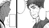 Young Nebuya and Kiyoshi