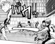 Seirin vs Tokushin