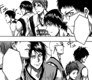 Seirin High vs Nakamiya High