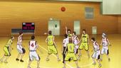 Seirin High vs Josei High anime