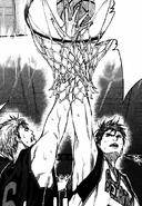Wakamatsu tries to block Kiyoshi