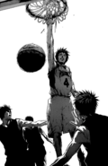 Akashi dunk
