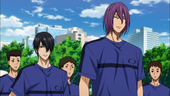 Himuro's team during the streetball tournament.png