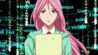Momoi analyst anime