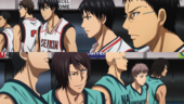 Seirin High vs Nakamiya South High