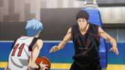Susa in the match against Seirin (anime).png