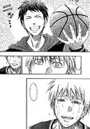 Shigehiro and Kuroko meet again