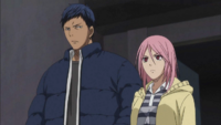 Dai-chan and Satsuki