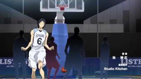 Kuroko no Basket Season 3 Opening 3 - Memories - Granrodeo HD